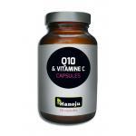 Hanoju Co-enzyme Q10 30 mg vitamin C 500 mg 90vc