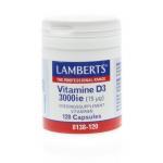 Lamberts Vitamine D 3000IE 120cap