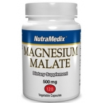 Nutramedix Magnesium malate 500 120vc