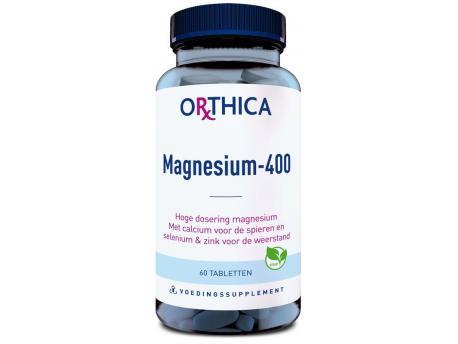 Orthica Magnesium 400 60tab