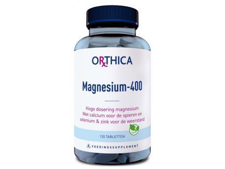 Magnesium 400 Orthica 120tab