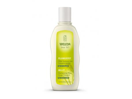 Weleda Millet mild Shampoo 190ml