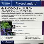 Phytostandard Rhodiola saffraan 30tab