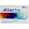 Allergie tabletten