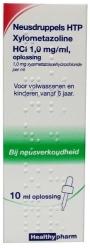 healthypharm Xylometazoline (druppels)