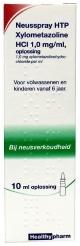 healthypharm Xylometazoline (spray)