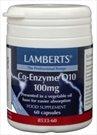 Lamberts co-enzyme q10 100mg