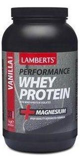 Lamberts Whey Protein vanilla 1000g