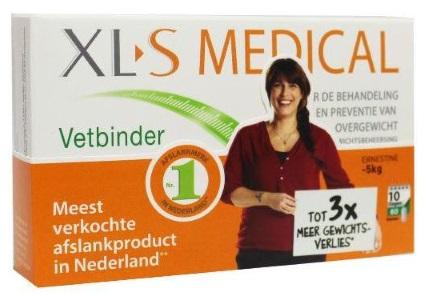 XLS Vetbinder